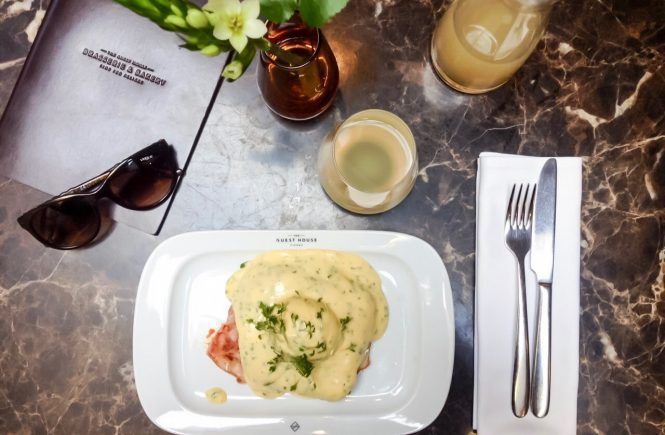 The guesthouse- favourite places where to eat in Vienna lifestyle blog