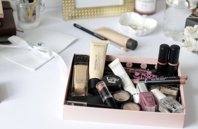 Top makeup products under 10 euro vienna vienna austria lifestyle blog