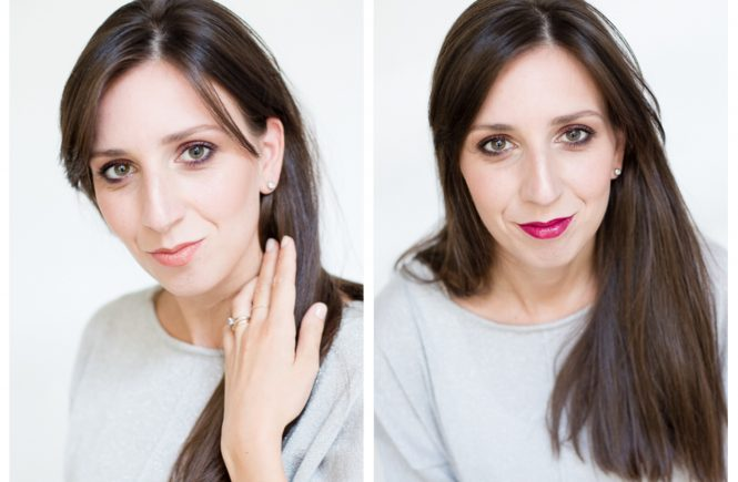 Fall Make up look vienna lifestyle blog fall outfit
