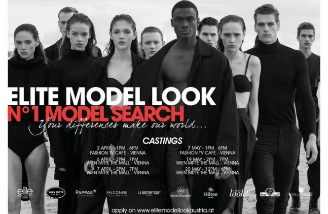 elite model look austria 2017